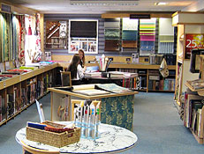 Surbiton wallcoverings showroom