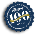 100 years of Albany paint