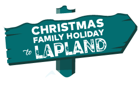 Win a Christmas family holiday to Lapland