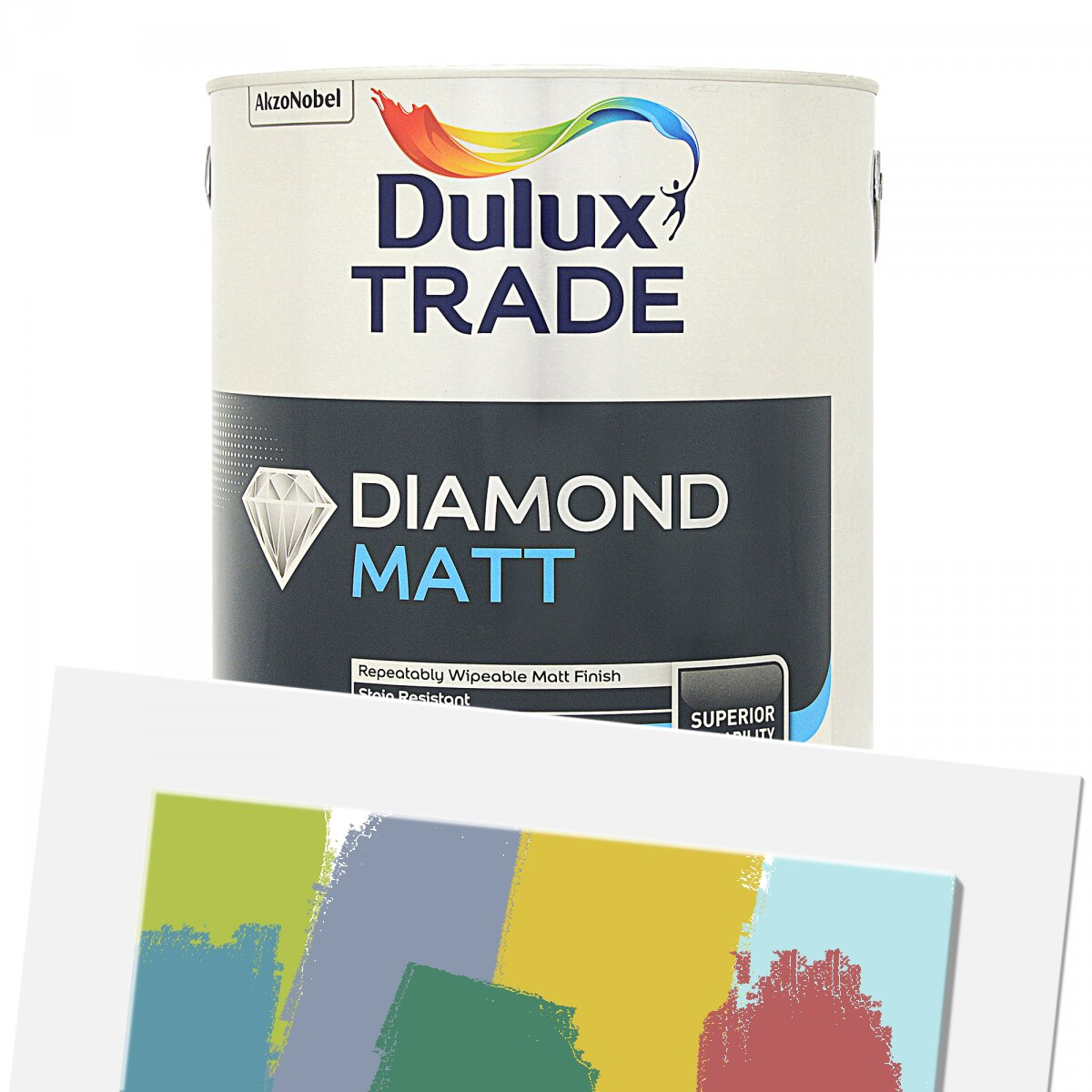 Dulux Trade Diamond Matt (Tinted) Natural Taupe 3 5L
