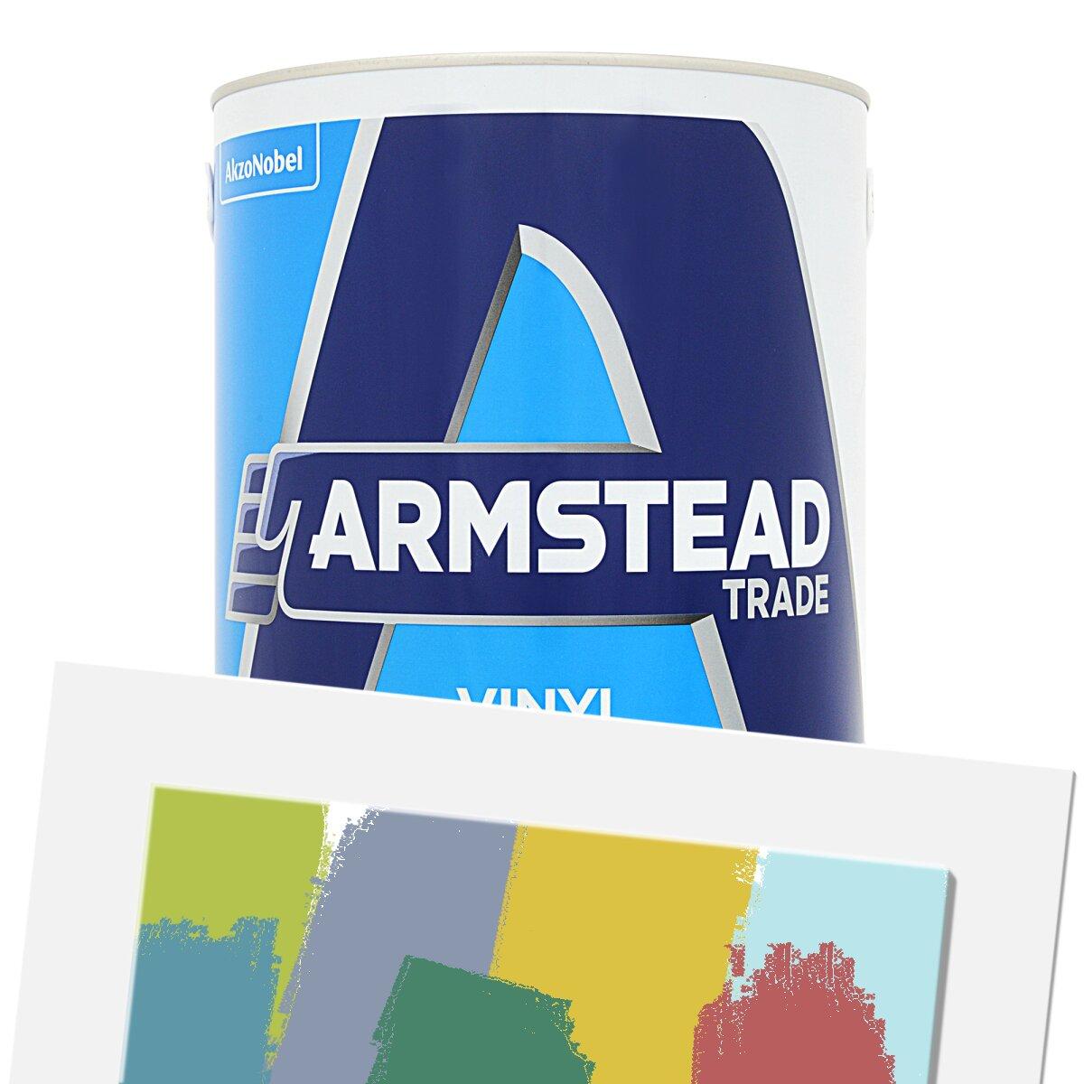 Armstead Trade Vinyl Matt Tinted 5l
