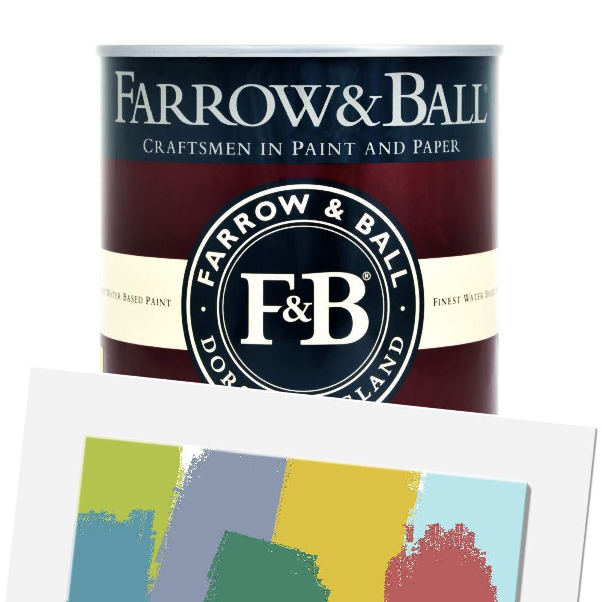 Farrow Ball Exterior Eggshell Ready Mixed 750ml
