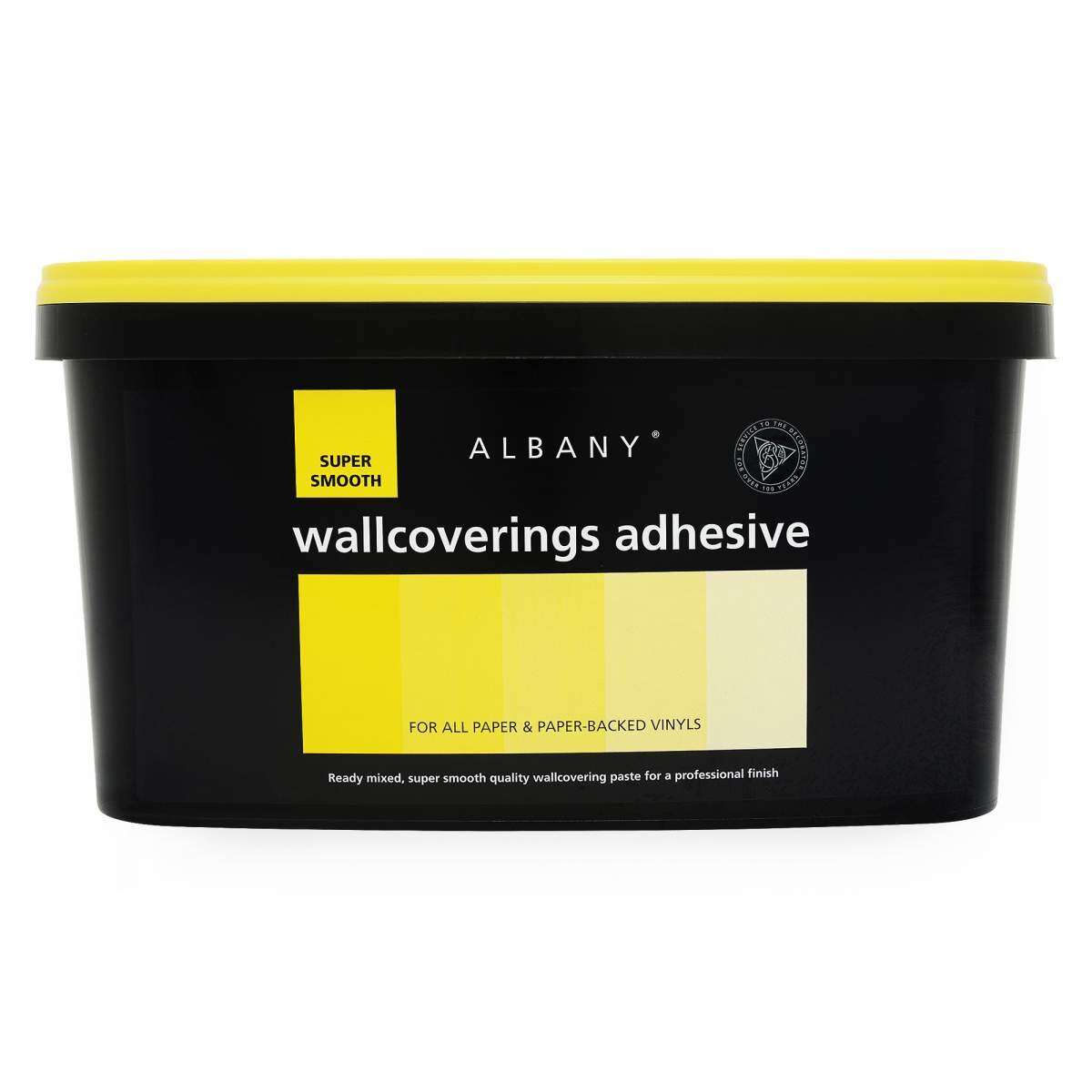 Albany Super Smooth Wallcovering Adhesive 10kg