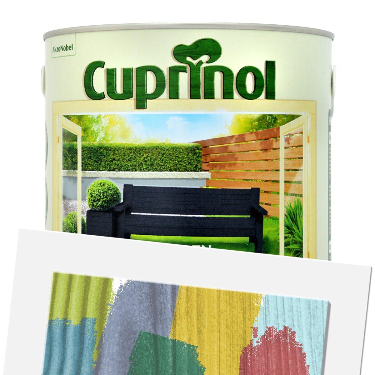 Cuprinol Garden Shades Tinted 2 5l