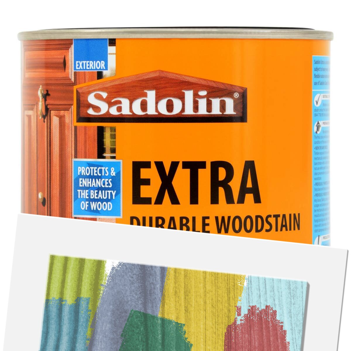 Sadolin Extra Durable Woodstain Semi Gloss Ready Mixed