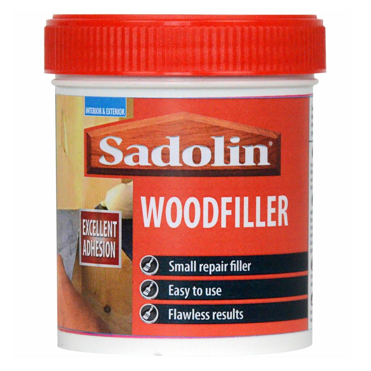 Sadolin Woodfiller Teak 250ml