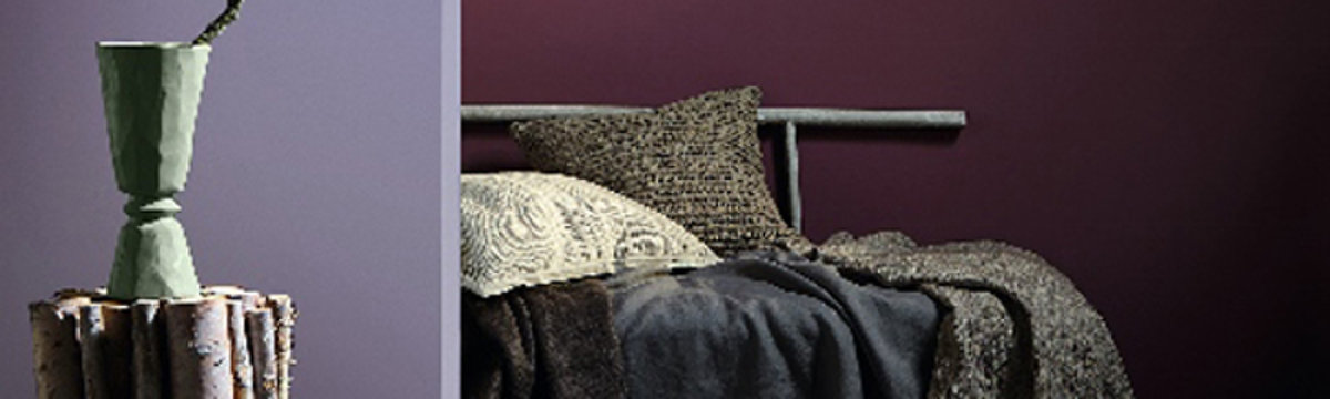 Autumn and winter inspire Crown Paints Colour Influences