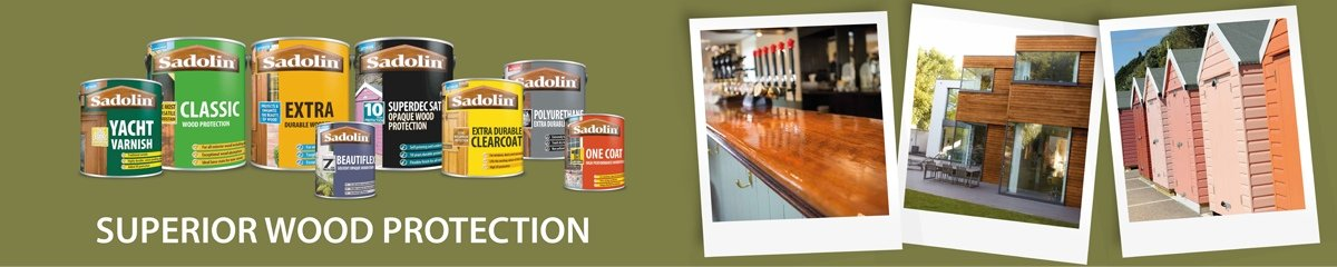 Sadolin Large Banner