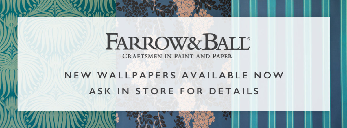 Farrow & Ball Reimagined Wallpaper Collection revealed
