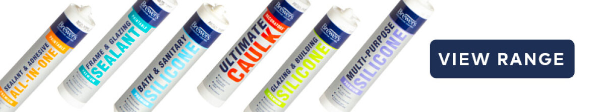 Brewers Caulks, sealants and silicones