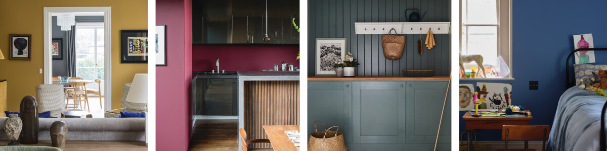 Farrow & Ball Colour Trends