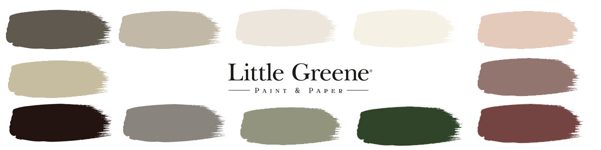 Introducing Little Greene's 'Stone' Collection