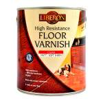 High Resist Floor Varnish Matt Clear