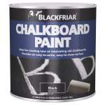 Chalkboard Paint Black (Ready Mixed)