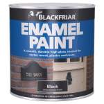 Enamel Paint Gloss Black (Ready Mixed)