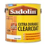 Extra Durable Clearcoat Satin
