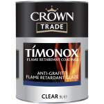 Timonox Anti-Graffiti Flame Retardant Glaze Clear