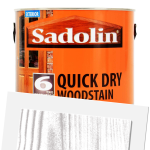 Quick Dry Woodstain Semi-Gloss (Ready Mixed)