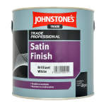 Satin Finish Brilliant White