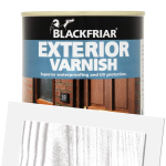 Exterior Varnish Gloss Coloured (Ready Mixed)