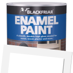 Enamel Paint Gloss (Ready Mixed)