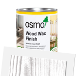 Wood Wax Finish Creativ Matt 3169 Black (Ready Mixed)