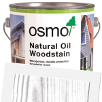 Natural Oil Woodstain Semi-Matt (Tinted)