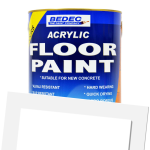 Acrylic Floor Paint (Read Mixed)