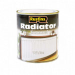 Radiator Enamel Satin White