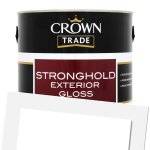 Stronghold Exterior Gloss Royal Maroon (Ready Mixed)