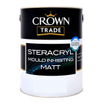 Steracryl Mould Inhibiting Matt Magnolia (Ready Mixed)