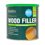 2-Part Styrene Free Wood Filler Natural