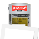 Steel & Cladding Semi Gloss Topcoat Colour (Tinted)
