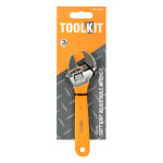Soft Grip Adjustable Wrench