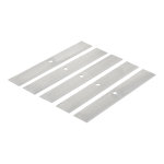 Wall Scraper Blades (Pack of 5)