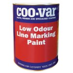 Low Odour Road Line Paint White
