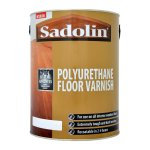 Polyurethane Floor Varnish Gloss Clear