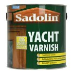 Yacht Varnish Gloss Clear