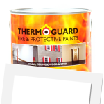 Flame Retardant Gloss (Tinted)