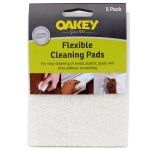 Flexible Cleaning Pads Pack of 5