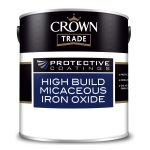 Protective Coatings High Build Micaceous Iron Oxide Grey (Ready Mixed)