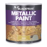 Metallic Paint Gold
