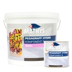 Pegagraff Hydro Anti Graffiti Base + Activator