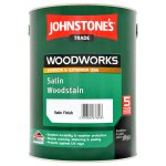 Satin Woodstain Ebony (Ready Mixed)