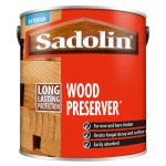Wood Preserver Clear
