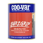 Suregrip Antislip Floor Paint Black (Ready Mixed)