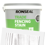 Fencing Stain Dark Oak