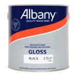 Gloss Black 00E53 (Ready Mixed)