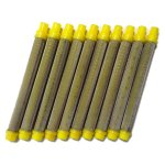 Gun Filter Yellow Pack Of 10