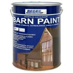 Barn Paint Matt White